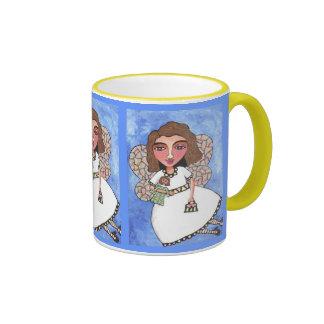 Spring Fairy #2 - mug