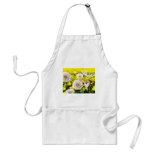 Spring Fairy Aprons