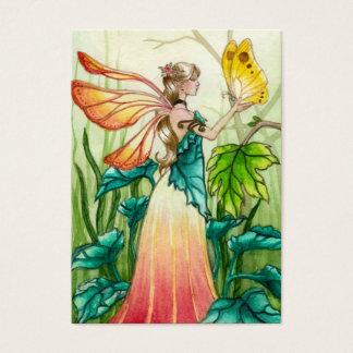 Spring Fairy Business Card
