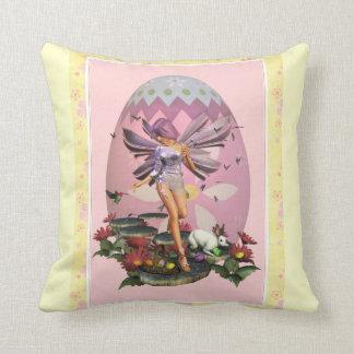Spring Fairy  Decorative Pillow