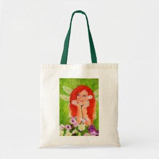 Spring fairy flower Bag