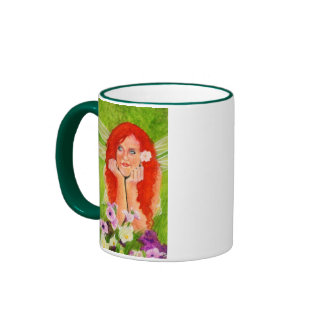 Spring Fairy flower Mug