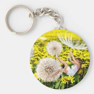Spring Fairy Keychains