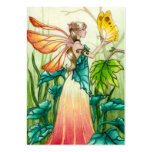 Spring Fairy Large Business Card
