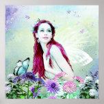 Spring Fairy Print
