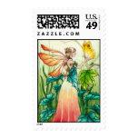 Spring Fairy Stamp