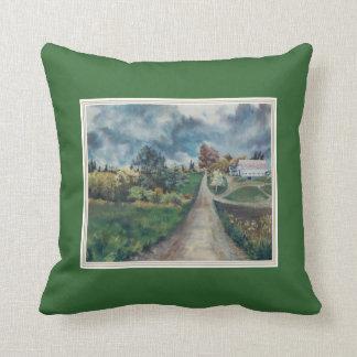 Spring Farm Pillow