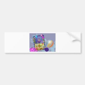 Spring-Feast Bumper Stickers