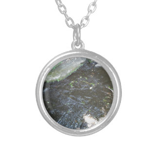 Spring-Fed 1 Round Pendant Necklace
