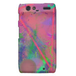 Spring Fever Abstract Pastel Case-Mate Motorola Droid RAZR Cases