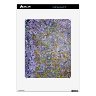 Spring Fields Skin For iPad