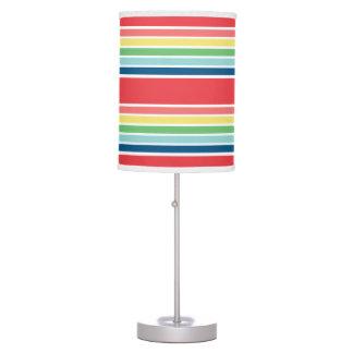 SPRING FIESTA Stripes Table Lamp