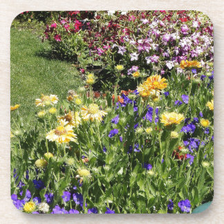 Spring Fling Beverage Coaster
