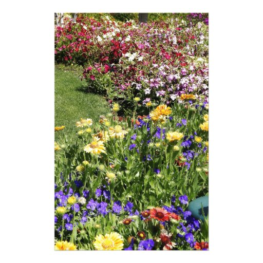 Spring Fling Custom Stationery