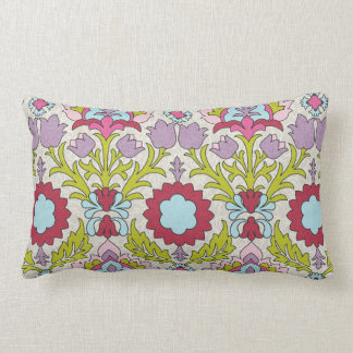 Spring Fling Floral Throw Pillows