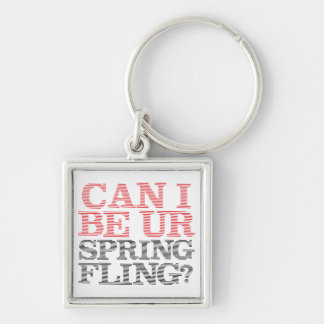 Spring Fling Keychain
