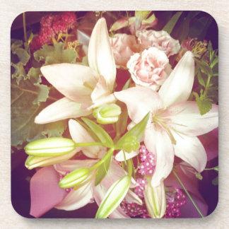 Spring Floral Boquet Coaster