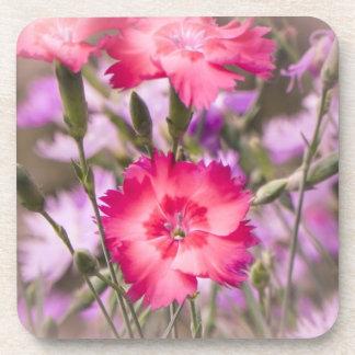 Spring Floral Drink Coaster