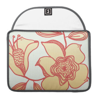 Spring Floral Macbook Pro cover