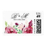 Spring Floral Stamp