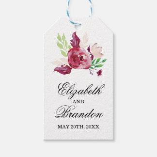 Spring Florals Gift Tags