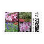Spring Flower Collage Postage Stamp