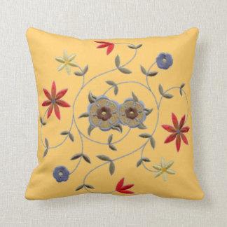 Spring Flower Garden American MoJo Pillows