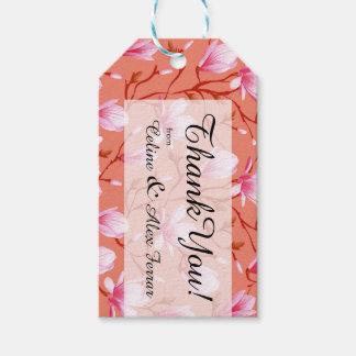 Spring Flower Garden | melon Gift Tags