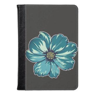 Spring Flower Illustration Kindle Case