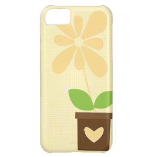 Spring Flower {iPhone} Case Cover For iPhone 5C