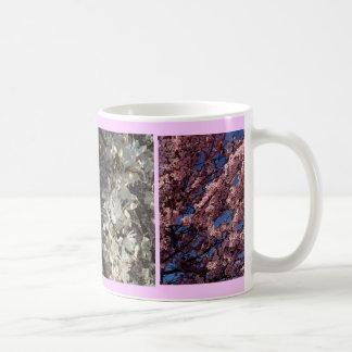 Spring Flowering Panels Mug