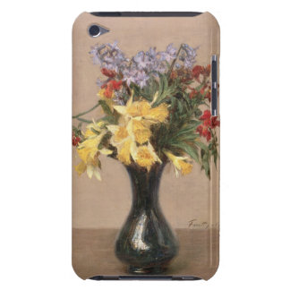 Spring Flowers, 1869 (oil on canvas) iPod Case-Mate Case