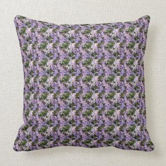 Spring Flowers #3 Throw Pillows