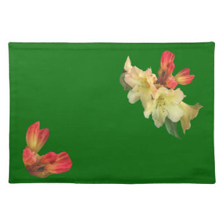 Spring Flowers American MoJo Placemat