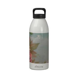 Spring Flowers by Celestine Drinking Bottles