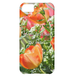 Spring Flowers Case For iPhone 5C