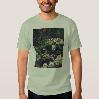 Spring Flowers - Claude Monet T-shirt