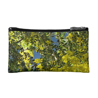 Spring Flowers double-sided Makeup Bag