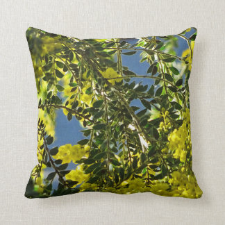 Spring Flowers double-sided Throw Pillow