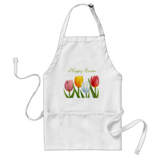 Spring Flowers Easter Apron