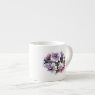 SPRING FLOWERS ESPRESSO CUP