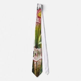 """Spring Flowers"" Floral Watercolor Art Neck Tie"