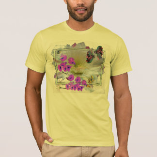 SPRING FLOWERS FRAMED T-Shirt