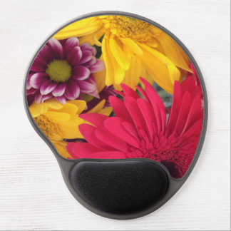 Spring Flowers. Gel Mouse Pad