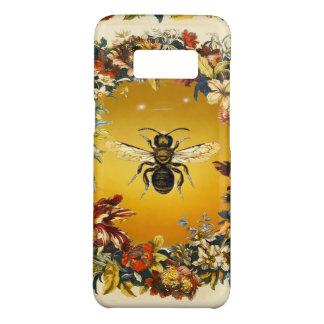 SPRING FLOWERS HONEY BEE / BEEKEEPER BEEKEEPING Case-Mate SAMSUNG GALAXY S8 CASE