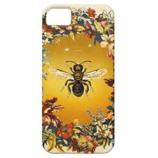 SPRING FLOWERS HONEY BEE / BEEKEEPER BEEKEEPING iPhone SE/5/5s CASE