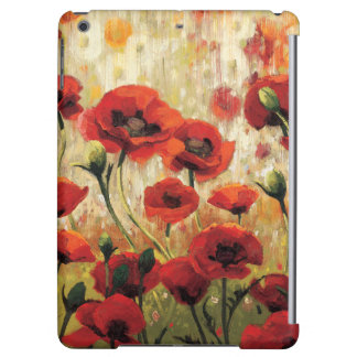 Spring Flowers in a Garden iPad Air Covers