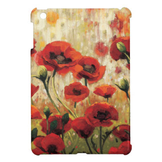Spring Flowers in a Garden iPad Mini Cases