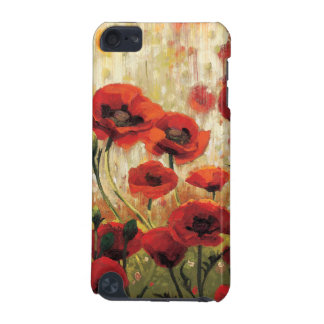 Spring Flowers in a Garden iPod Touch (5th Generation) Cover