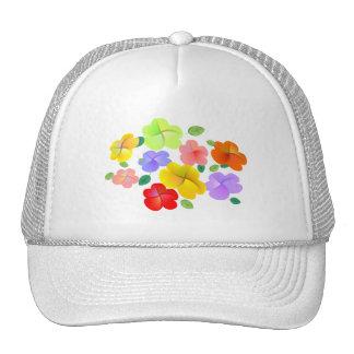Spring Flowers in Bloom Trucker Hat